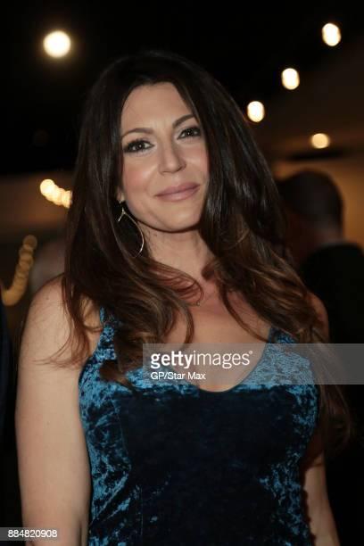 Cerina Vincent is seen on December 2 2017 in Los Angeles CA