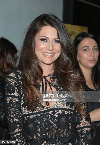 Cerina Vincent is seen on January 04 2018 in Los Angeles California
