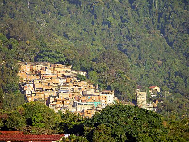 Cerro Cora slum