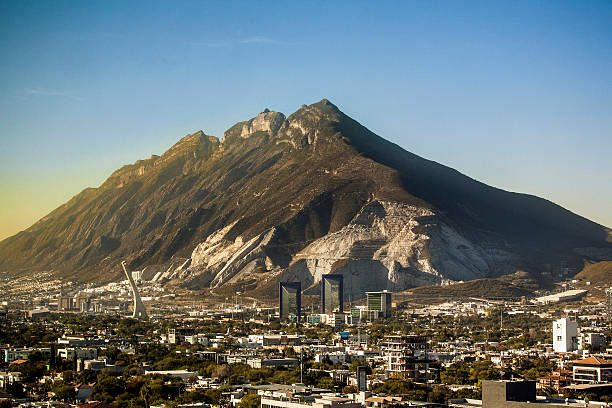 Cerro del Topo Chico Monterrey Mexico