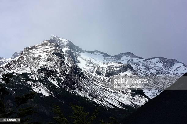 Cerro Don Cristales in El Calafate