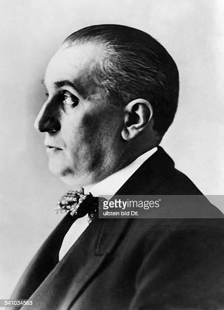 Cerruti Vittorio *25051881Jurist und Diplomat I etwa 1929