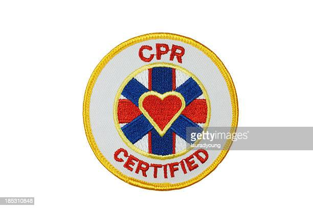 CPR Certified Patch