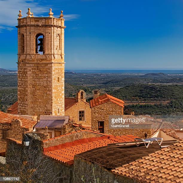 cervera del maestrat - castellon de la plana stock pictures, royalty-free photos & images