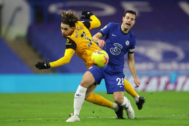 GBR: Chelsea v Wolverhampton Wanderers - Premier League
