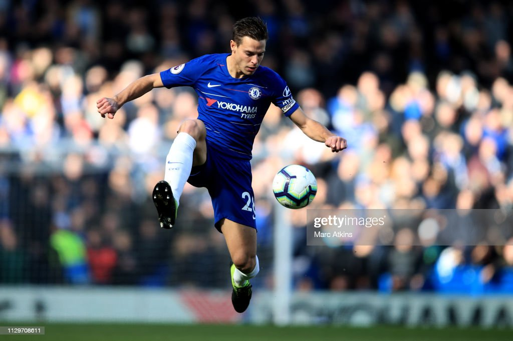 Chelsea FC v Wolverhampton Wanderers - Premier League : News Photo