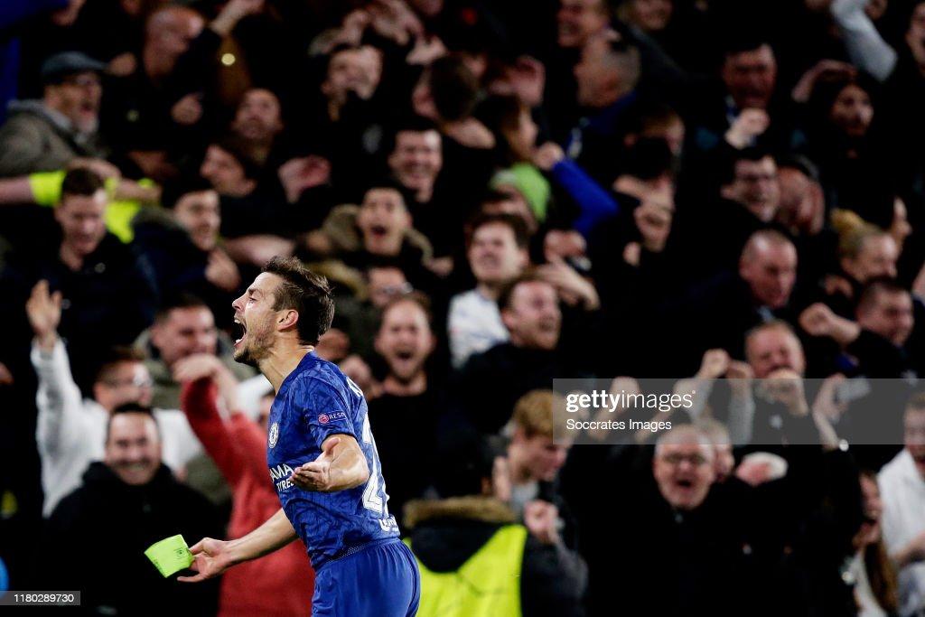 Chelsea v Ajax - UEFA Champions League : ニュース写真