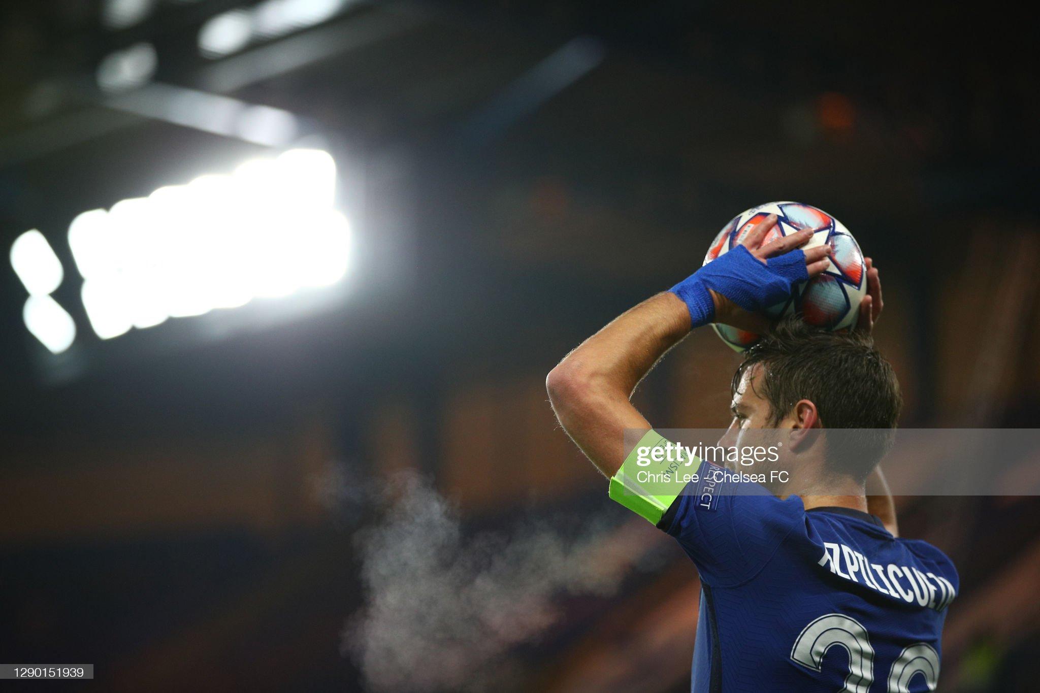 Chelsea FC v FC Krasnodar: Group E - UEFA Champions League : News Photo