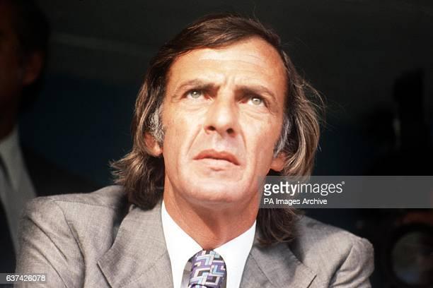 Cesar Luis Menotti Argentina Coach
