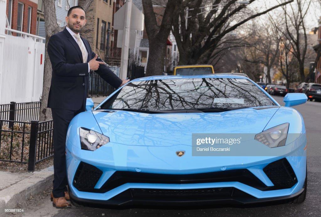 Cesar Marin Of Perillo Auto Group And Lamborghini Gold Coast Attends The Gold  Coast Exclusive,