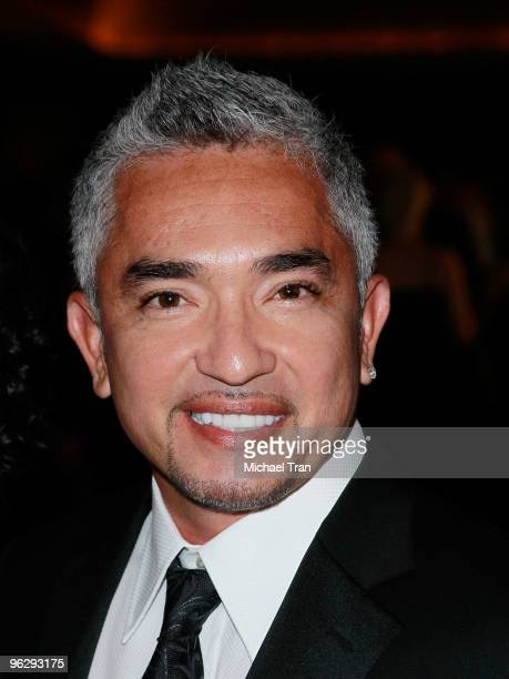 Cesar Millan arrives to the 62nd Annual Directors Guild of America Awards held at Hyatt Regency Century Plaza on January 30, 2010 in Century City,...
