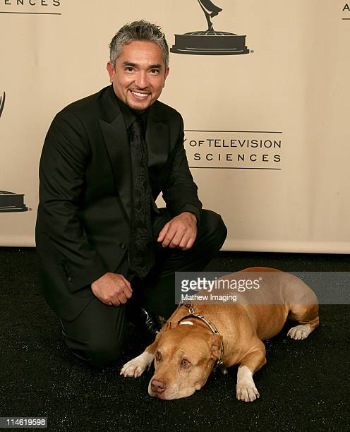Cesar Millan during 58th Annual Creative Arts Emmy Awards - Photo Gallery at The Shrine Auditorium in Los Angeles, California, United States.
