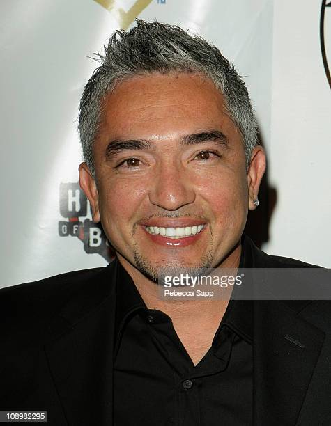 Cesar Millan during OPERATION DOGGY DROP Benefit to Aid the Pets Devastated by Hurricanes Katrina and Rita at House Of Blues in Los Angeles,...