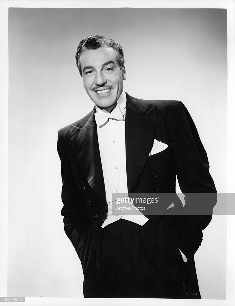 Cesar Romero In 'Orchestra Wives' : News Photo