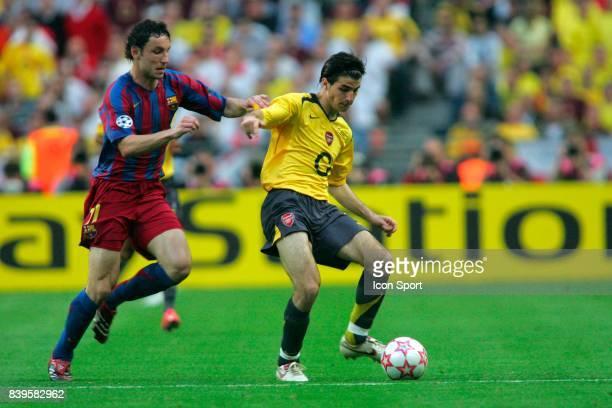 Cesc FABREGAS Fc Barcelone / Arsenal Finale de la Ligue des Champions Stade de France Paris