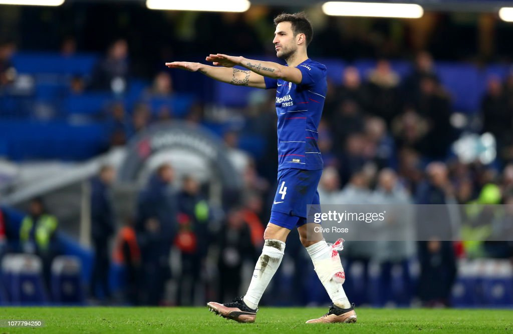 Chelsea v Nottingham Forest - FA Cup Third Round : ニュース写真