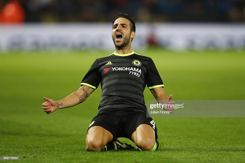 Leicester City v Chelsea - EFL Cup Third Round : News Photo