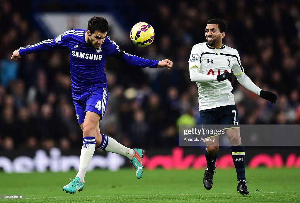 Chelsea v Tottenham Hotspur - Barclays Premier League : News Photo