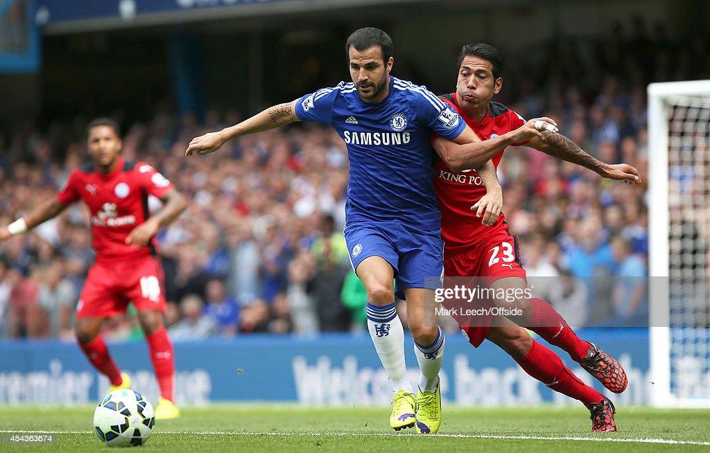 Chelsea v Leicester City - Premier League : ニュース写真