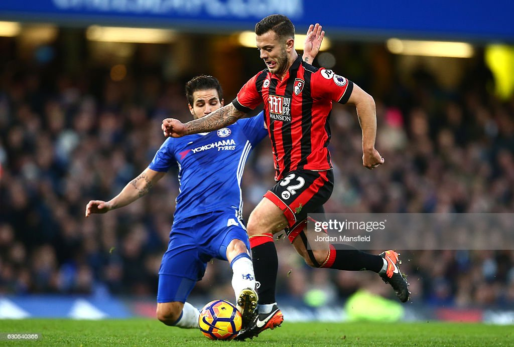 Chelsea v AFC Bournemouth - Premier League : Fotografía de noticias