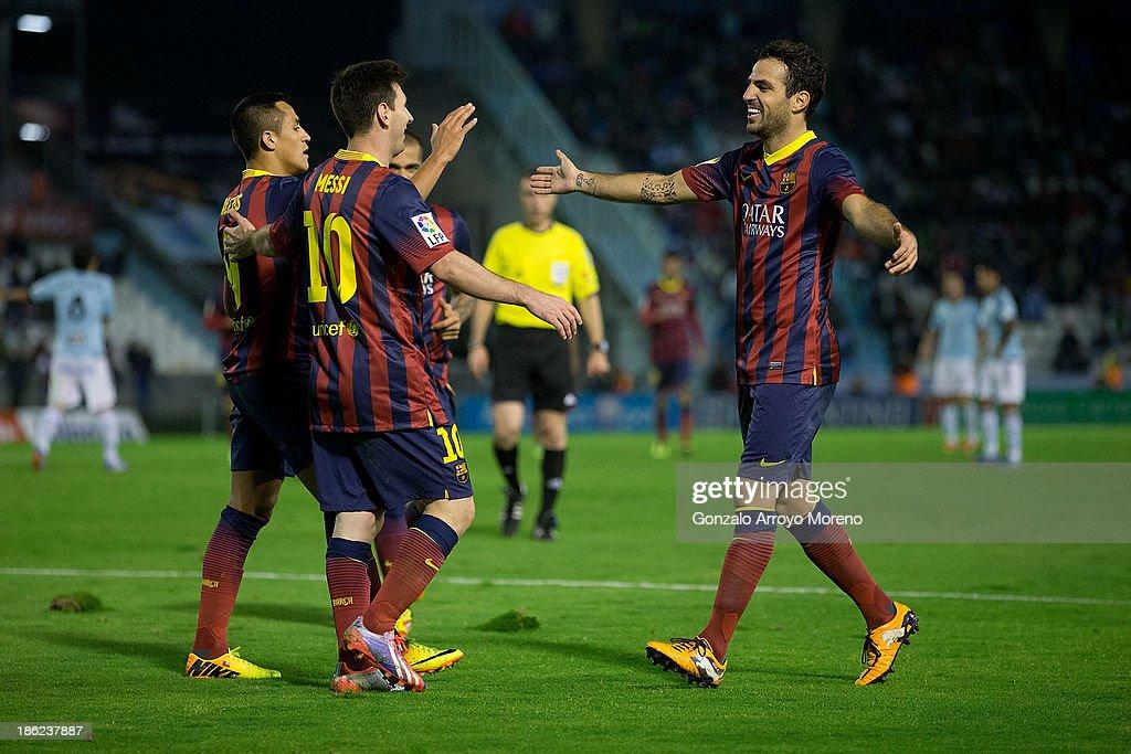 RC Celta de Vigo v FC Barcelona - La Liga : Foto di attualità