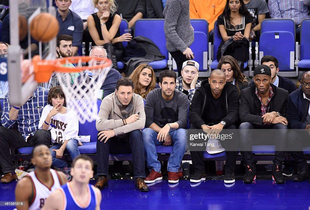NBA Global Games London : News Photo