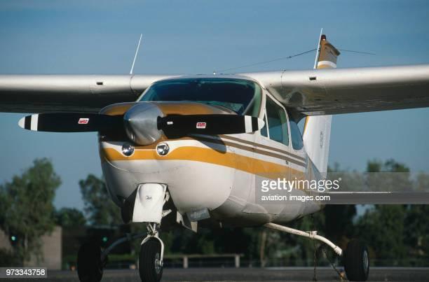 Cessna 177RG Cardinal RG parked