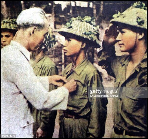 H Chí Minh Vietnamese Communist revolutionary leader who was prime minister and president of the Democratic Republic of Vietnam
