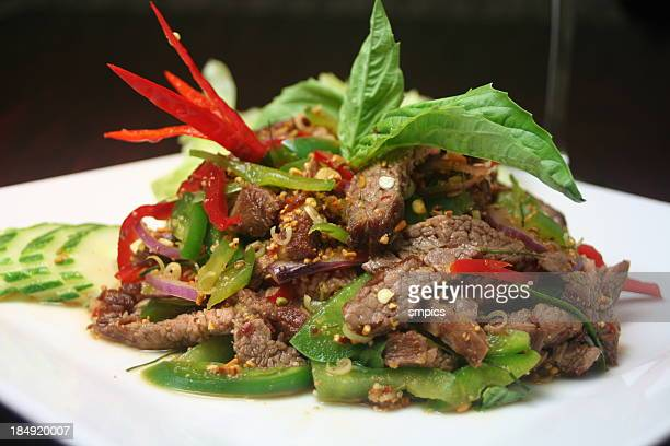 Cha Krung (Spicy Beef)