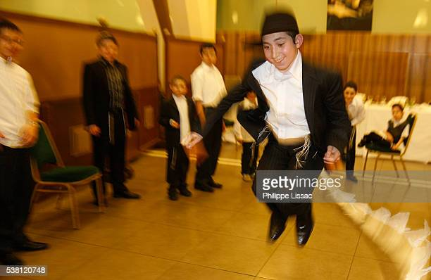 Chabad-Lubavitch Bar Mitzvah Celebration