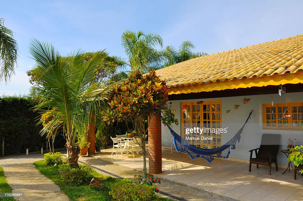 Chacara Country House Brazil : Stock Photo