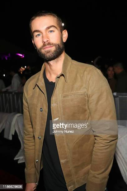 Chace Crawford attend as philanthropist and attorney Thomas J Henry launches new art and music experience Austin Elevates at Austin 360 Amphitheatre...
