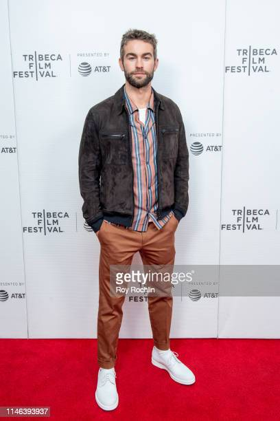 Chace Crawford attends a screening of Charlie Says during the 2019 Tribeca Film Festival at Village East Cinema on May 01 2019 in New York City