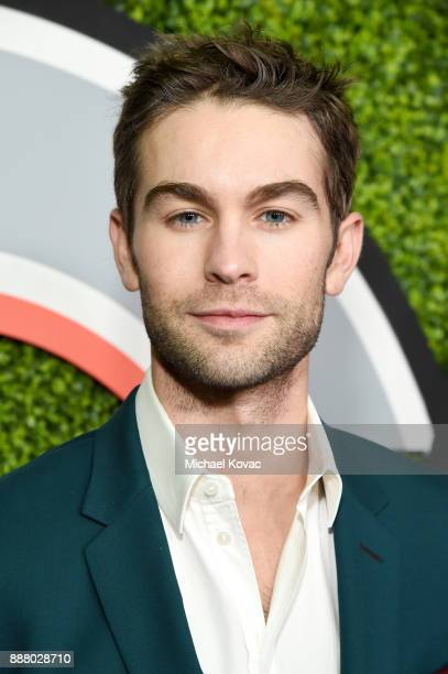 Chace Crawford attends the 2017 GQ Men of the Year party at Chateau Marmont on December 7 2017 in Los Angeles California
