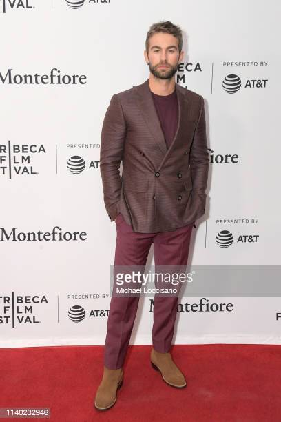 Chace Crawford attends the Tribeca TV The Boys event during the 2019 Tribeca Film Festival at SVA Theater on April 29 2019 in New York City