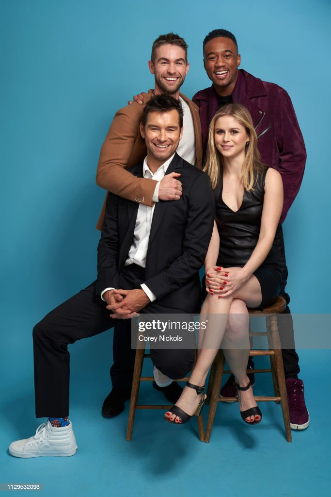 2019 Winter TCA Getty Images Portrait Studio : Nachrichtenfoto