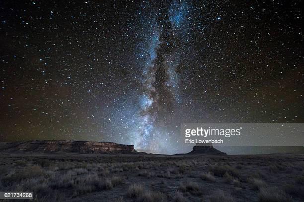 Chaco Canyon Milky Way