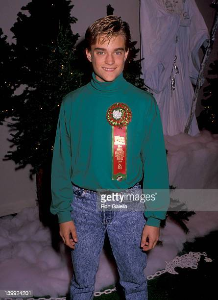 Chad Allen at the 1989 Hollywood Christmas Parade Hollywood
