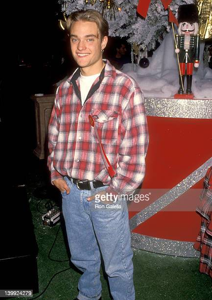 Chad Allen at the 62nd Annual Hollywood Christmas Parade Hollywood