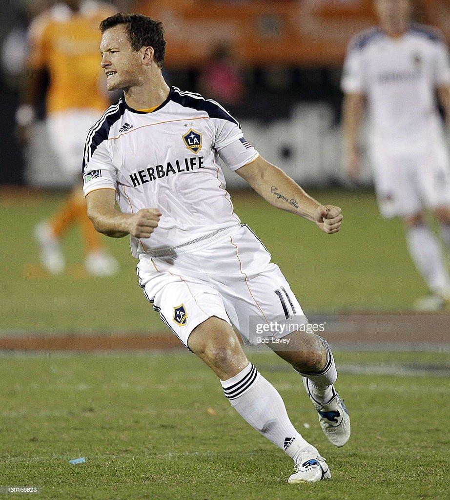 Los Angeles Galaxy v Houston Dynamo
