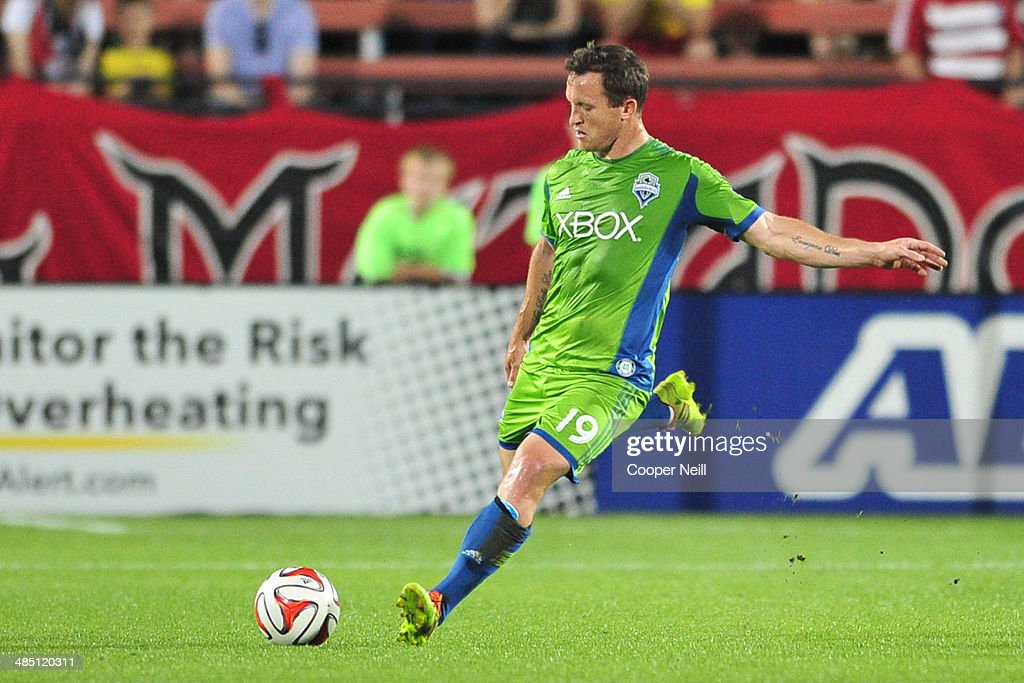 Seattle Sounders v FC Dallas : News Photo