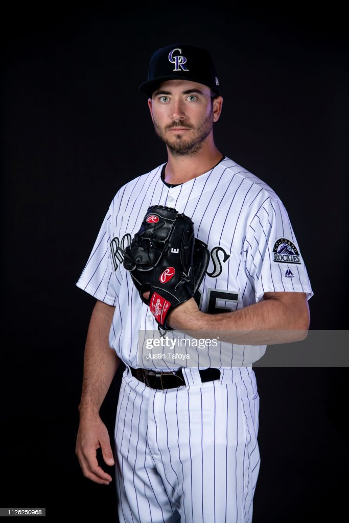 AZ: Colorado Rockies Photo Day