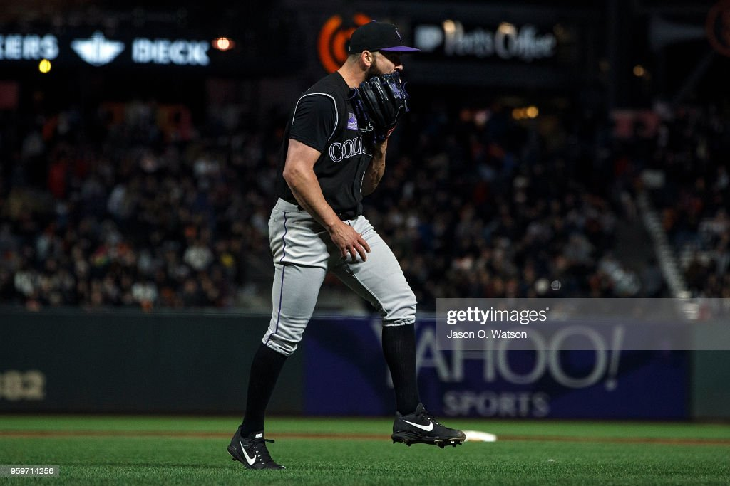 Colorado Rockies v San Franciso Giants