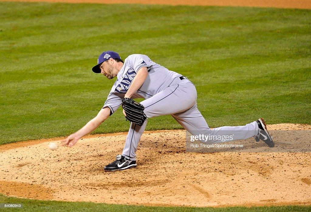 World Series: Tampa Bay Ray s v Philadelphia Phillies, Game 3 : News Photo
