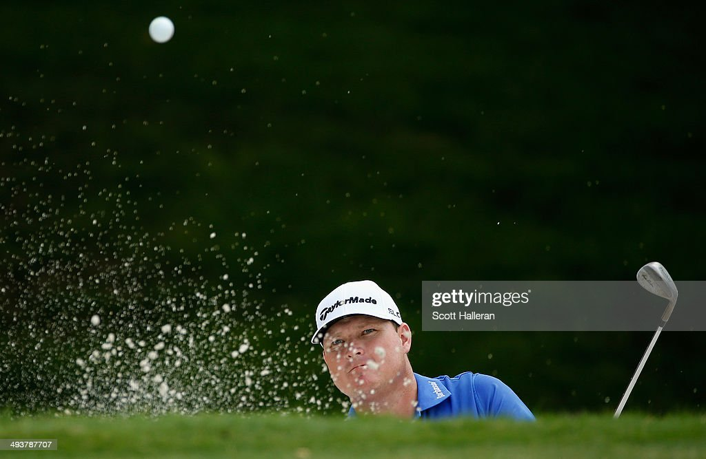 Crowne Plaza Invitational at Colonial - Final Round