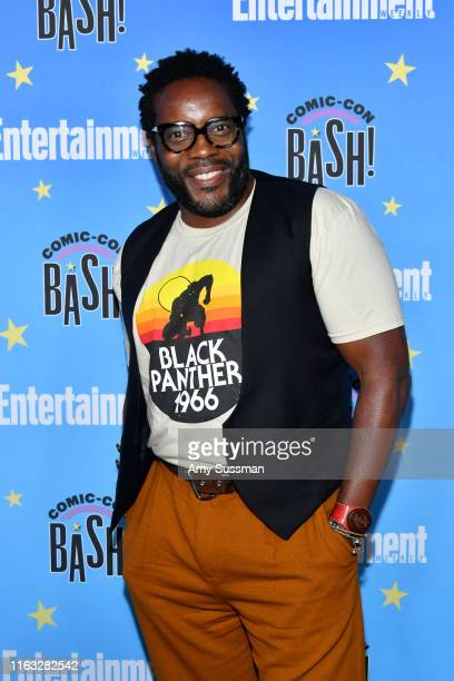 Chad Coleman attends Entertainment Weekly's Comic-Con Bash held at FLOAT, Hard Rock Hotel San Diego on July 20, 2019 in San Diego, California...
