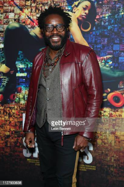 """Chad Coleman attends Los Angeles Premiere Of HBO's Documentary Film """"United Skates"""" - Arrivals at Avalon Hollywood on February 06, 2019 in Los..."""