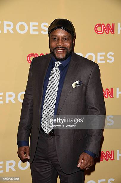 Chad Coleman attends the 2014 CNN Heroes An AllStar Tribute at the American Museum of Natural History on November 18 2014 in New York City
