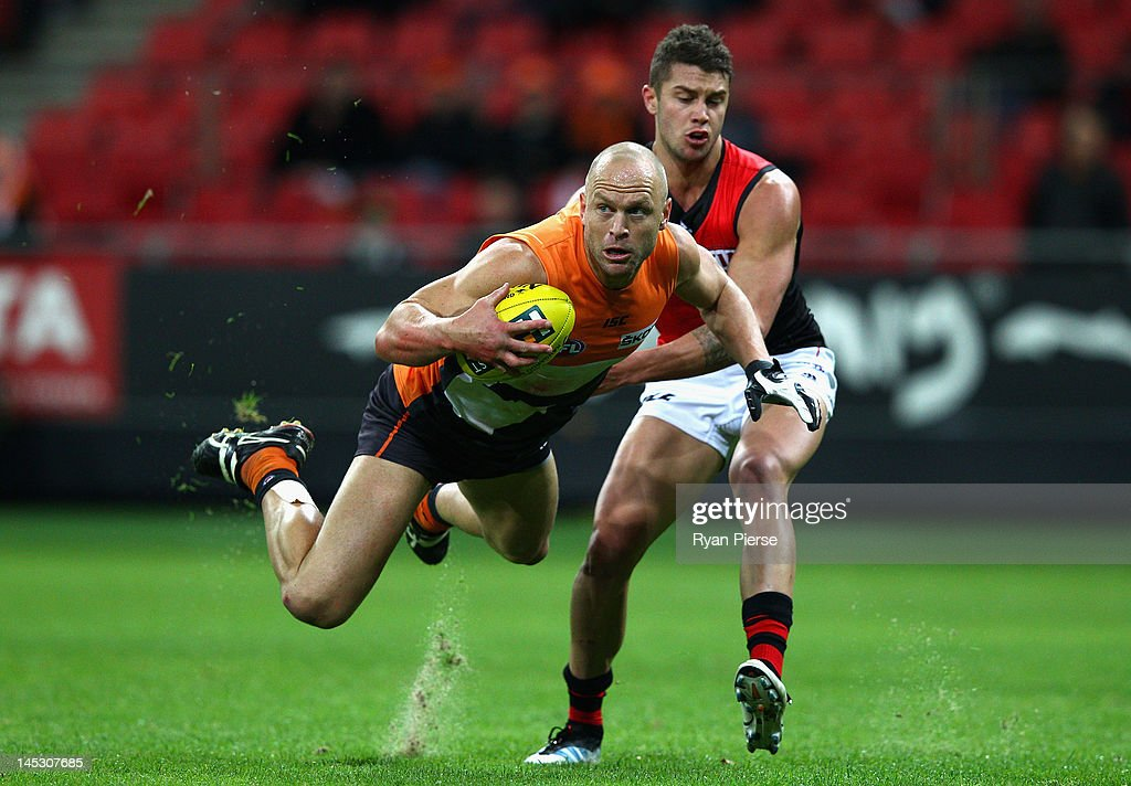 AFL Rd 9 - GWS v Essendon