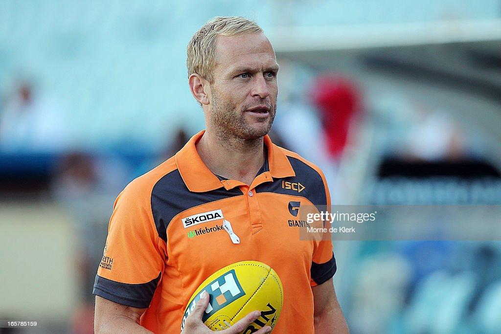 AFL Rd 2 - Port Adelaide v GWS